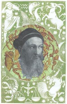 Sigismondo Fanti ritratto da Raffaello.