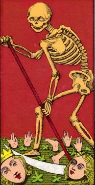 la morte rossa