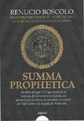 Summa Prophetica 2008 (Ediz. Spagnola))