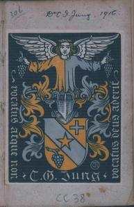 Les Vrayes Centuries et Propheties Nostradamus - 1689 - (edizione appartenuta a C.G. Jung 1916)