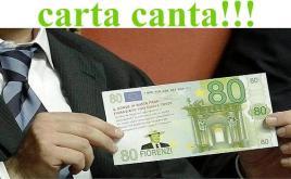 banconota da 80 fiorenzi