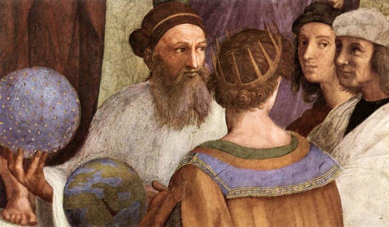 Raffaello Sanzio - Fanti
