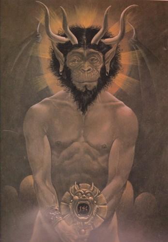 SATANASSO cifra 15 diable