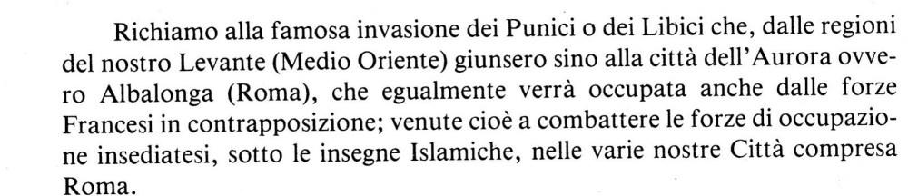 La Profezia dopo la fine del re della Sirte, l'altra faccia della Libia contro l'Italia .Vuoi la Pace preparati alla Guerra. (6/6)