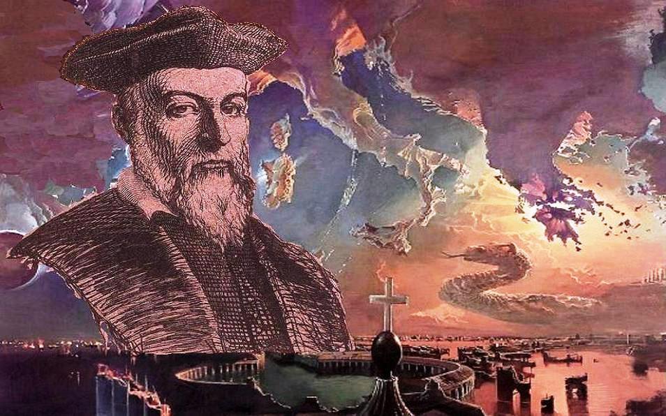 L'Islam e le terrificanti profezie di Nostradamus ! (1/3)