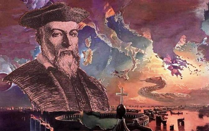 Nostradamus- Europa -