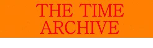 THE TIME ARCHIVE