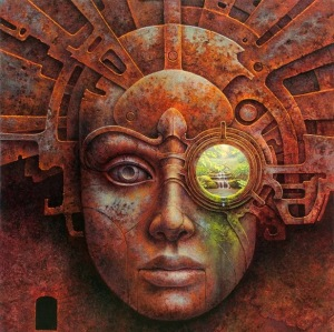 'The Prophecy' by Tomasz Alen Kopera