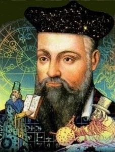 images visioni del veggente Nostradamus