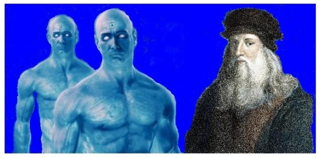 Chi sarà il novello Leonardo ?